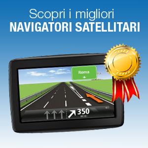 navigatori satellitari migliori
