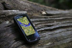navigatore per trekking